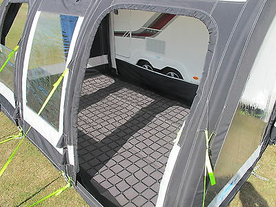Kampa Continental Caravan Breathable Awning Groundsheet Carpet 250 x 330 cm