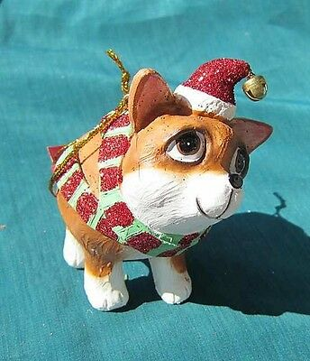 Cutie CHIHUAHUA Silly Dog Christmas Ornament CLEARANCE SALE