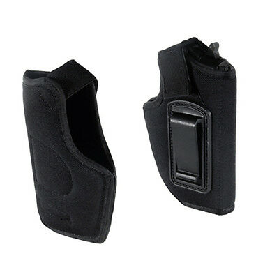 Leapers PVC-H388B UTG Concealed Carry Belt Holster Right Handed Polyester Black