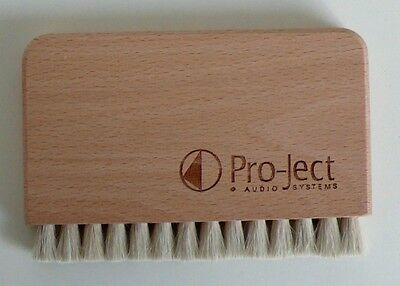 * Project - Vcs-Brush - Lp Reinigungsbürste - Ziegenhaar-Bürste - Goat Brush *