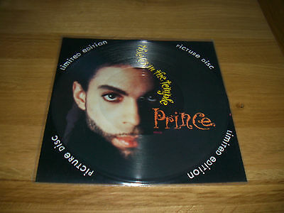 """Prince-thieves in the temple.12"""" picture disc"""