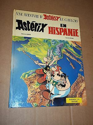 """ASTERIX EN HISPANIE"" (1969) GOSCINNY & UDERZO / 1e EDITION..."