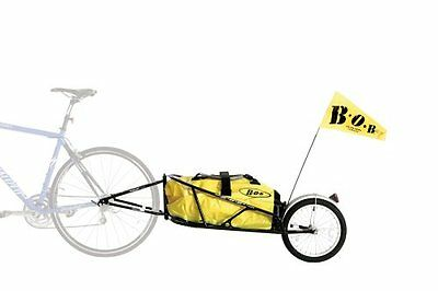 BOB Yak Plus Trailer in Black - New! Free Shipping! TR0502