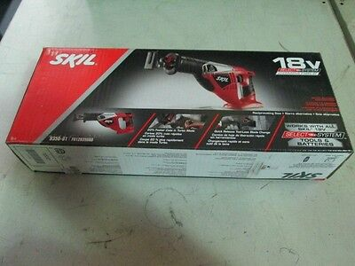 Skil 9350-01 18V Cordless Reciprocating Saw New/unused