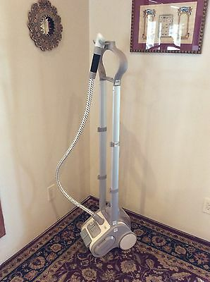 Rowenta Is9200 Precision Valet Commercial Full Size Garment  Fabric Steamer