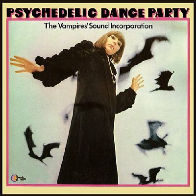 VAMPIRES' SOUND INCORPORATION - Psychedelic Dance Party - LP WahWah