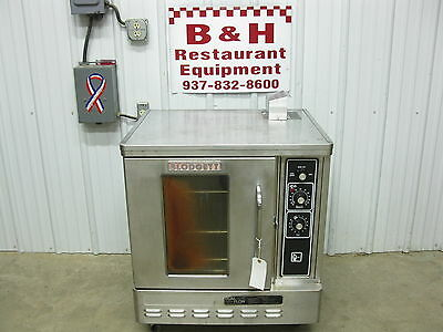 Blodgett Half Size Natural Gas Stainless Convection Oven DFG-50