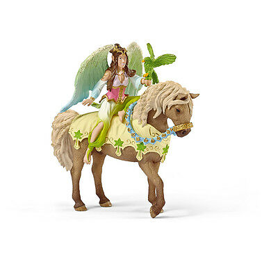 Schleich 70504 Surah In Festive Clothes, Riding (Bayala) Plastic Figure