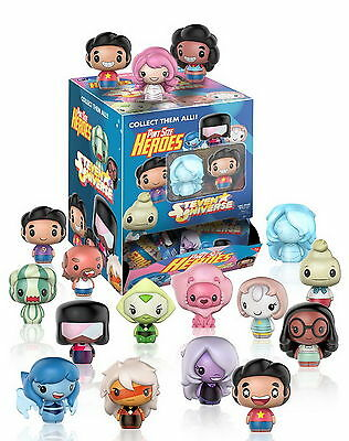 Case of 24: Funko Steven Universe Pint Size Heroes Figure Blind Box