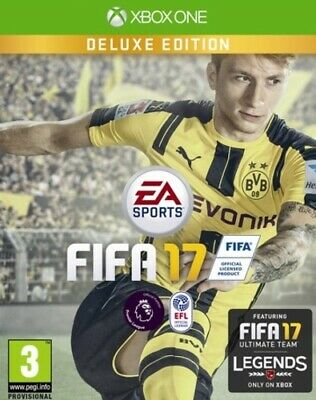 FIFA 17: Deluxe Edition (Xbox One) VideoGames