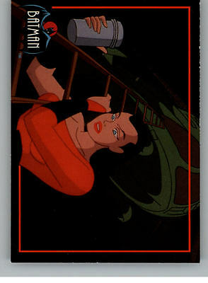 1993 Batman Animated Series Two #123 Red Claw Threatens