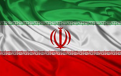 IRAN FLAG IRANIAN FLAGS PERSIAN Flag 3x5 FT Banner Polyester Flag Brass Grommets