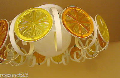 Vintage Lighting 1970s Mod kitchen. More Available