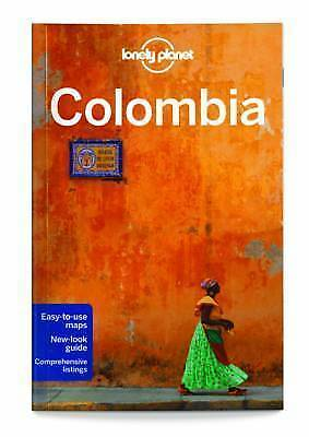 Columbia Lonely Planet Travel Guide Colombia 2015