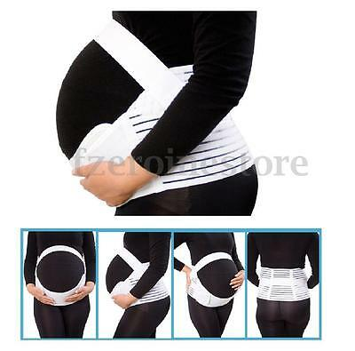 Maternity Pregnancy Support Belly Band Prenatal Care Postpartum Corset Belt UK