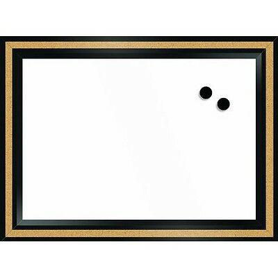 "The Board Dudes DDY74 18"" x 22"" Magnetic Dry Erase CorX Board"