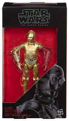 """Star Wars Rogue One Black Series 6"""" Inch C-3Po Resistance Base Figure #29"""