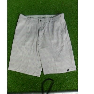 """Adidas Golf Ultimate Dot Carreaux Short (Pierre 32"""" Taille)"""