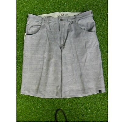"""Adidas Golf Ultimate Short Chino (Vista Gris 32"""" Taille)"""