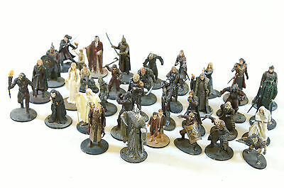Eaglemoss LOTR Lord of the Rings Metal / Lead Figurine Collection