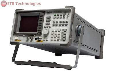 HP Agilent 8595E Spectrum Analyser with Calibration