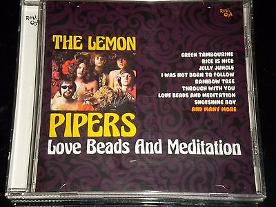 The Lemon Pipers - Love Beads and Meditation - CD Album - 2008 - 21 Great Tracks
