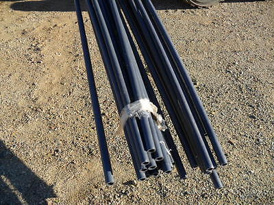 480 ft. Charlotte PVC Pipe 24 pcs 1 in x 20 ft ea  630-PSI Sch 80 LOCAL-PICK UP