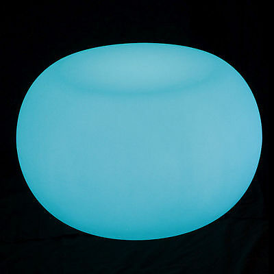 Light Up LED Round Coffee Table Furniture for Home, Event by PK Green