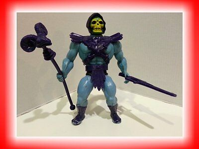 Skeletor He Man Masters Of Universe  Vintage Action Figure Usato!