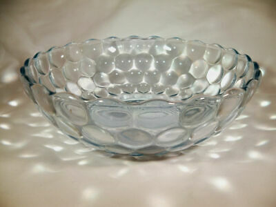 "Blue Bubble 8 3/8"" Large Berry Bowl"