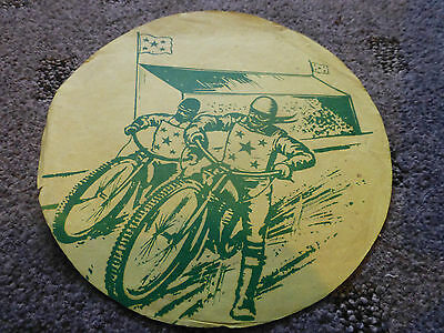 Kings Lynn Cartoon Paper Action Speedway Picture X Poster ?