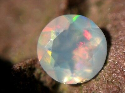 WELO OPAL  -  ROUND FACET  -  5 mm  -  0,28 ct.