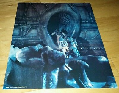 Rare Aliens 20th Century Fox 1979 full US Lobby card set 16 x 20 all 5 pictures