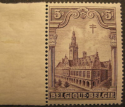 LOT R3586/561 - BELGIQUE - 1928 - CATHEDRALE - N°272 neuf** BdF - Cote : 70,00 €