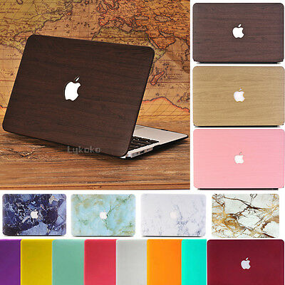 """Frosted Matte Hard Case Cover Skin for Macbook Air Pro 11 12 13 15"""" & Retina"""