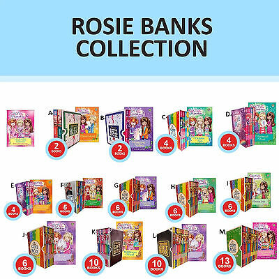 Secret Kingdom Collection By Rosie Banks,Enchanted Palace Gift Wrapped New Set
