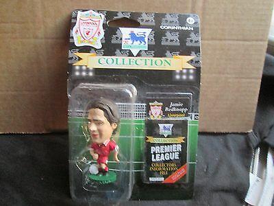 Corinthians Collection Jamie Redknapp Liverpool Sealed On Card