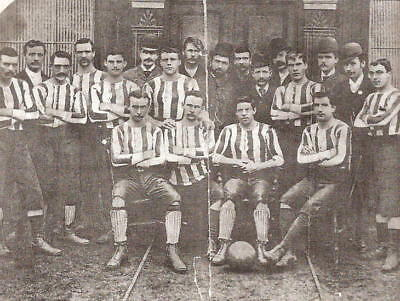 Celtic FC Football Team 1889 Squad Team Photo Vintage Reprint Photo 7x5 Inch