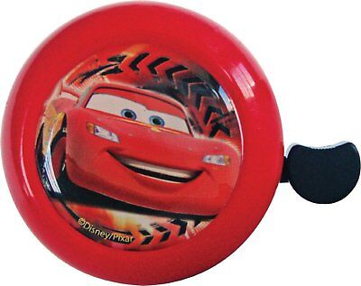 Disney Cars Metal Red Bell Children Bike Kids Bicycle Handlebar Scooter