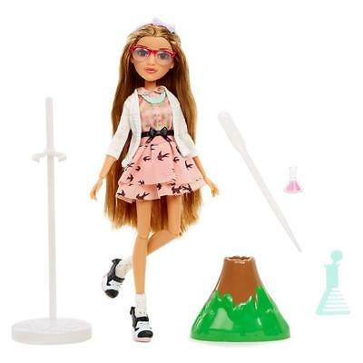 Project MC² Doll - Doll with Experiment - Adrienne´s Volcano