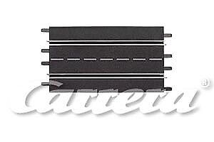 20509 CARRERA STANDARD STRAIGHTS (4) for EVOLUTION SLOT CAR SYSTEM 1/32 SCALE