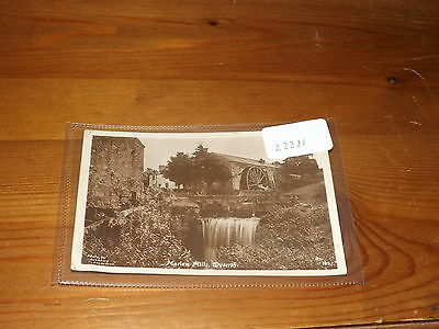 Old  postcard our ref#22281 MARIAN MILLS DYSERTH RP 1931