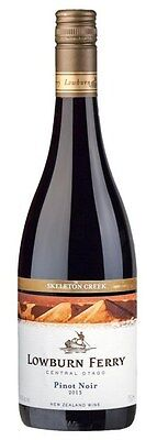 Lowburn Ferry `Skeleton Creek` Pinot Noir 2013 (6 x 750mL), Central Otago. • AUD 243.89