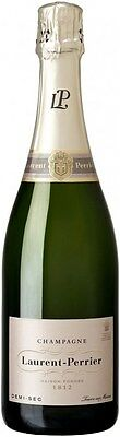 Laurent-Perrier Demi-Sec NV (6 x 750mL), Champagne, France.