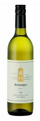 Bimbadgen `Ridge` Semillon Sauvignon Blanc 2013 (12 x 750mL) Hunter Valley.