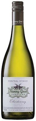 Nanny Goat Chardonnay 2014 (6 x 750mL), Central Otago, NZ.