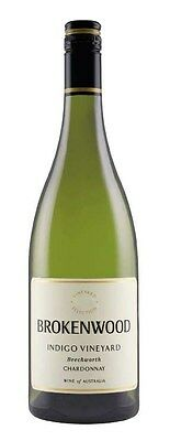Brokenwood `Indigo Vineyard` Chardonnay 2013 (6 x 750mL), Beechworth, VIC.