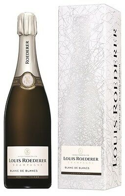 Louis Roederer Blanc de Blancs 2009 (6 x 750mL Giftboxed), Champagne, FR.