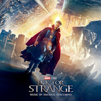 Doctor Strange CD (2016) ***NEW*** Value Guaranteed from eBay's biggest seller!