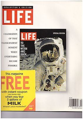 Life Magazine To The Moon And Back New